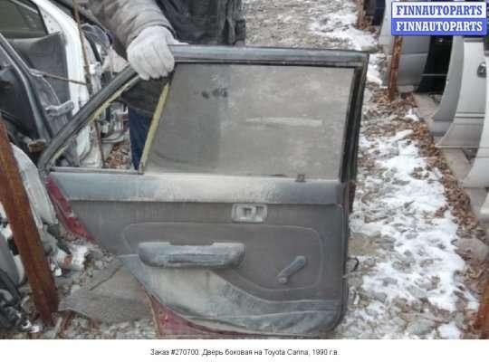 Дверь боковая на Toyota Carina II T17