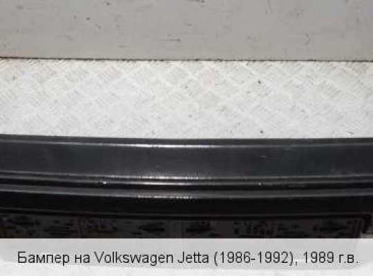 Бампер передний на Volkswagen Jetta II (19E)