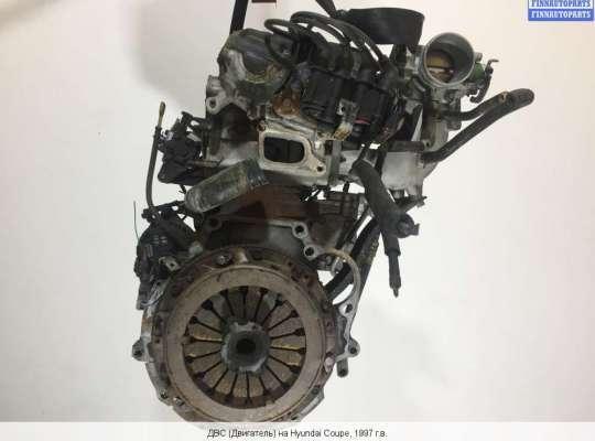 ДВС (Двигатель) на Hyundai Coupe I (RD)