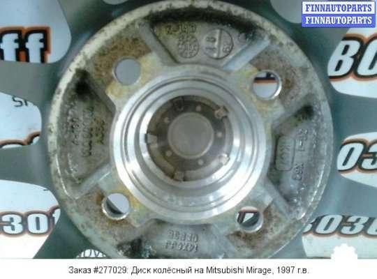 Диск колёсный на Mitsubishi Mirage CJO