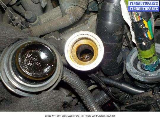Двигатель (ДВС) 2UZ-FE