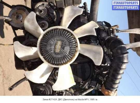 Двигатель (ДВС) JE94