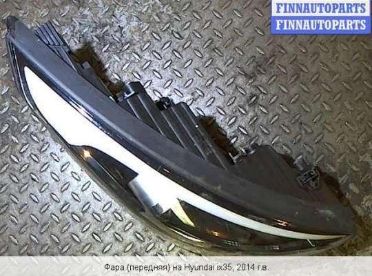 Фара передняя на Hyundai ix35 (LM)