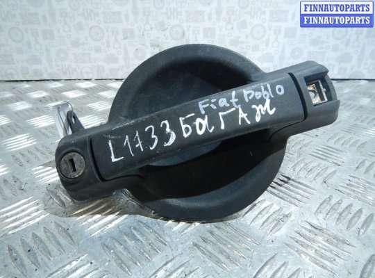 Ручка крышки багажника (задней двери) на Fiat Doblo I (223)