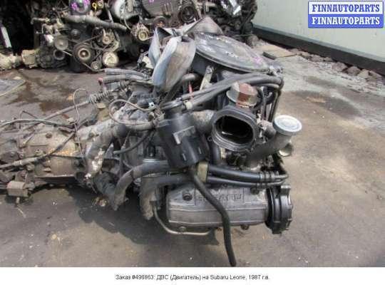 Двигатель (ДВС) EA82