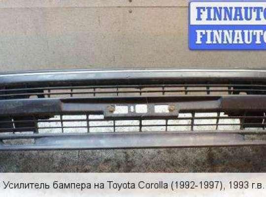 Усилитель бампера на Toyota Corolla 7 (E10)