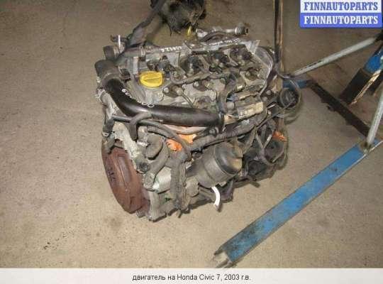 Двигатель (ДВС) D17A6