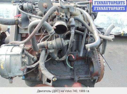 Двигатель (ДВС) B 200 E