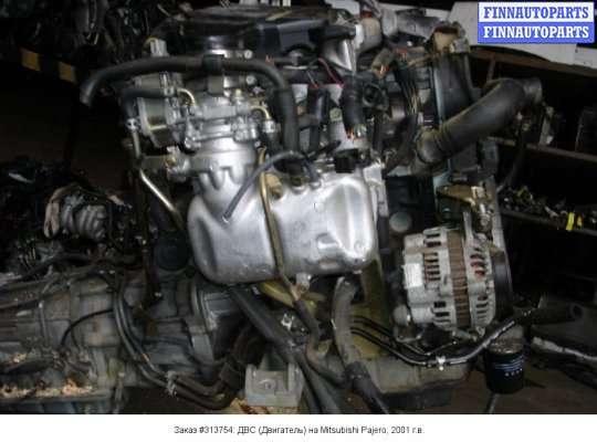 Двигатель (ДВС) 4G94 (GDI)