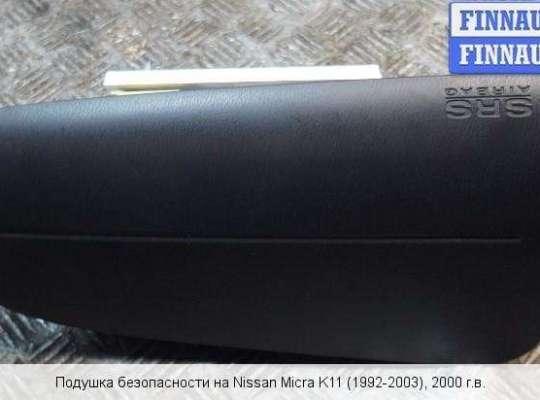 Подушка безопасности пассажира (AirBag) на Nissan Micra (K11)