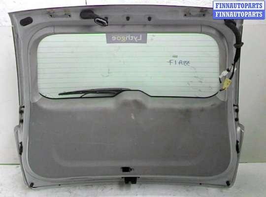 Крышка багажника на Kia Carens III