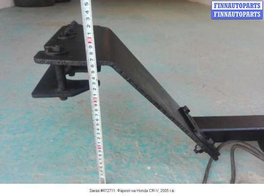 Фаркоп на Honda CR-V II (RD_)
