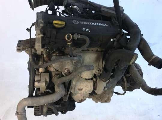 Двигатель (ДВС) Y 17 DT