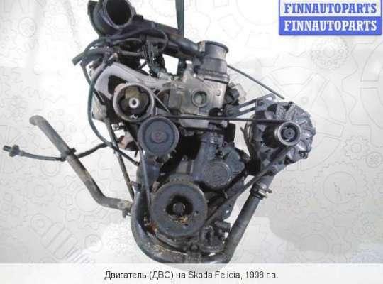 Двигатель (ДВС) AMG