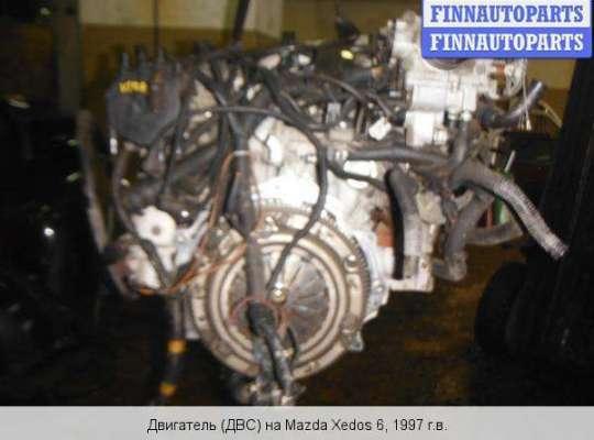 Двигатель (ДВС) KF