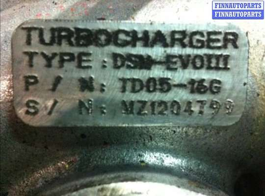 Турбина на Subaru Forester SG