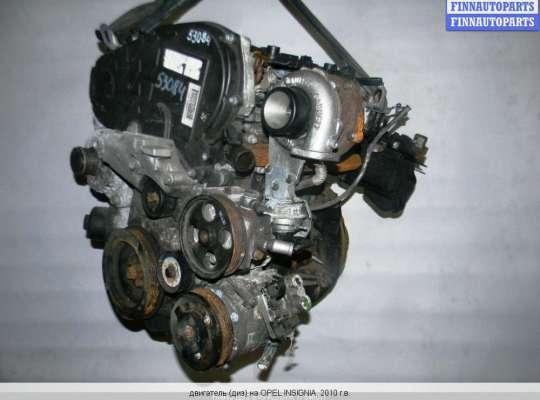 Двигатель (ДВС) A 20 DTJ,A 20 DT