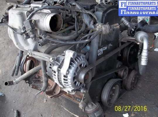 Двигатель (ДВС) 20 SE
