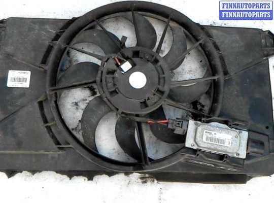 Вентилятор радиатора на Ford Focus III
