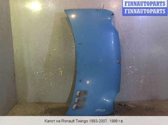 Капот на Renault Twingo I (C06)
