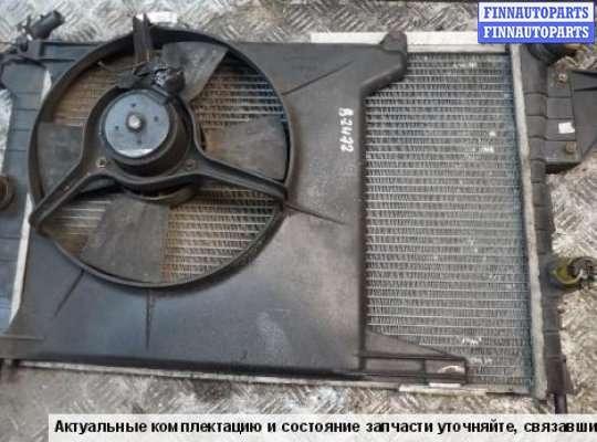 Радиатор (основной) на Opel Vectra A