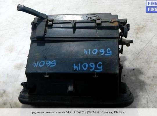 Радиатор отопителя (печки) на IVECO Daily II