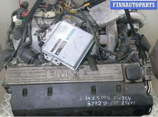 Двигатель (ДВС) M51 D25 (Inter.)