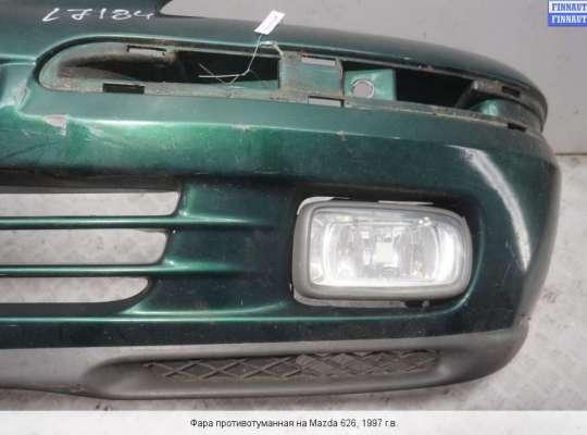 Фара противотуманная (ПТФ) на Mazda 626 IV GE