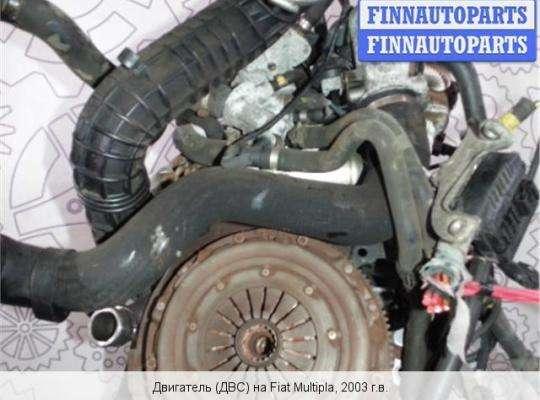 Двигатель (ДВС) 186 A6.000
