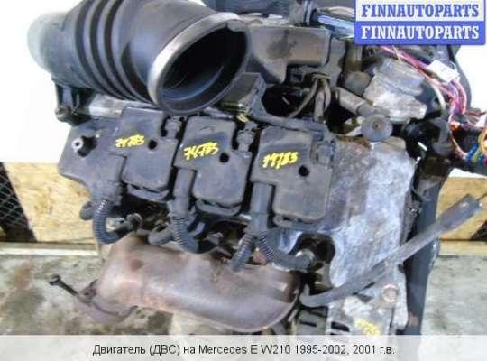 Двигатель (ДВС) M 112.914