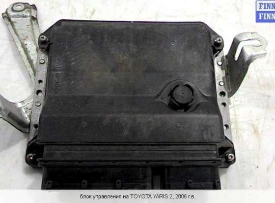 ЭБУ АКПП (блок управления автоматом) на Toyota Yaris P2