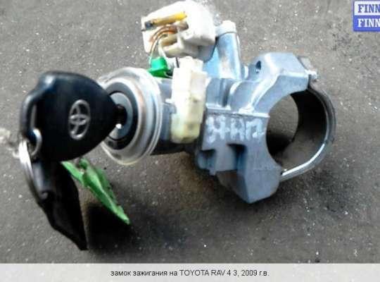 Замок зажигания с ключом на Toyota RAV4 III