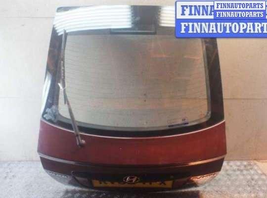 Стекло заднее на Hyundai Elantra III (XD +ТАГАЗ)