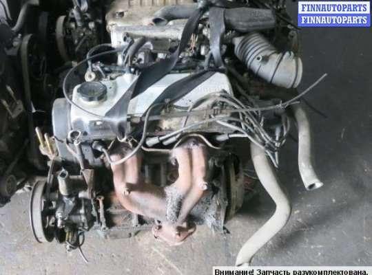 Блок ДВС (цилиндров) / Коленвал на Mitsubishi Lancer VI