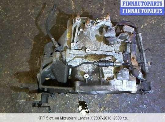 МКПП - Механическая коробка на Mitsubishi Lancer X
