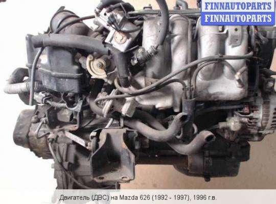 Двигатель (ДВС) FP