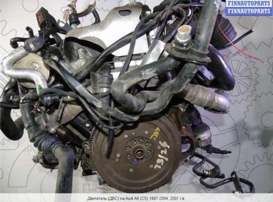 Двигатель (ДВС) AYM