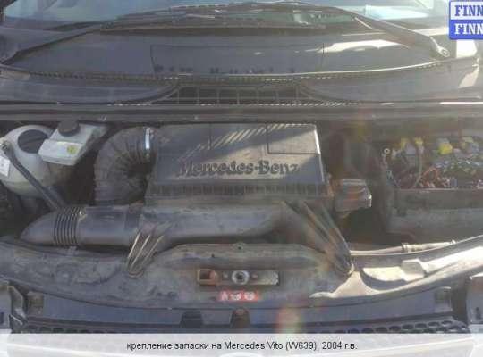 Держатель запаски на Mercedes-Benz Vito (W639)