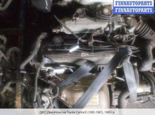 ДВС (Двигатель) на Toyota Corona T19