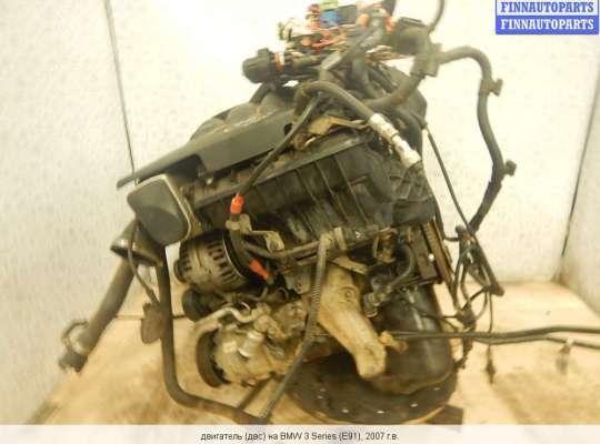 Двигатель (ДВС) N46N B20 B,N46 B20