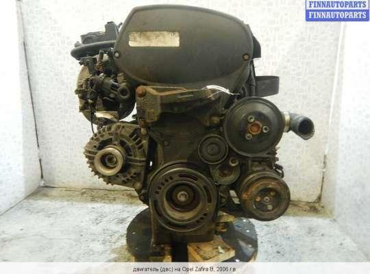 Двигатель (ДВС) Z 16 XEP
