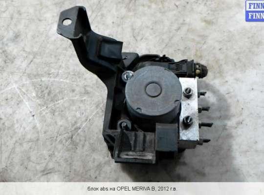 Блок ABS на Opel Meriva B