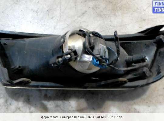 Фара противотуманная (ПТФ) на Ford Galaxy III (WA6)