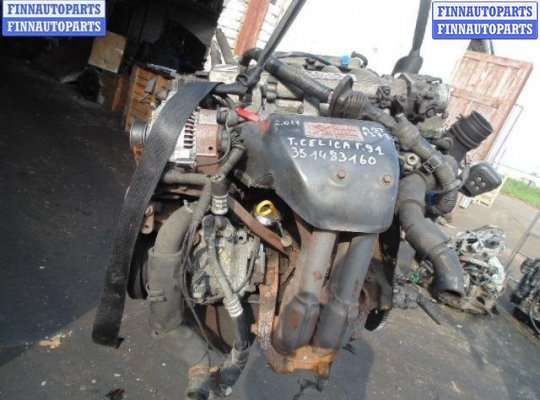 Двигатель (ДВС) 3S-GE