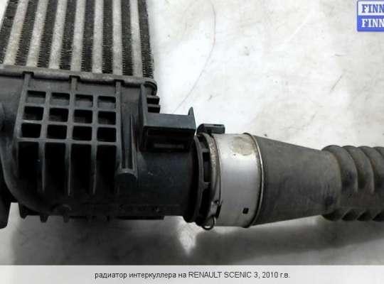 Интеркулер на Renault Scenic III