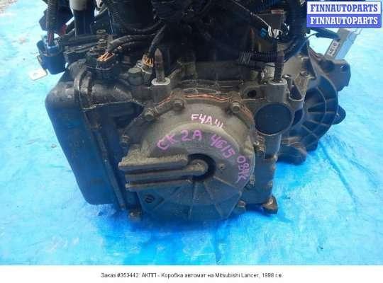 АКПП - Коробка автомат на Mitsubishi Lancer V
