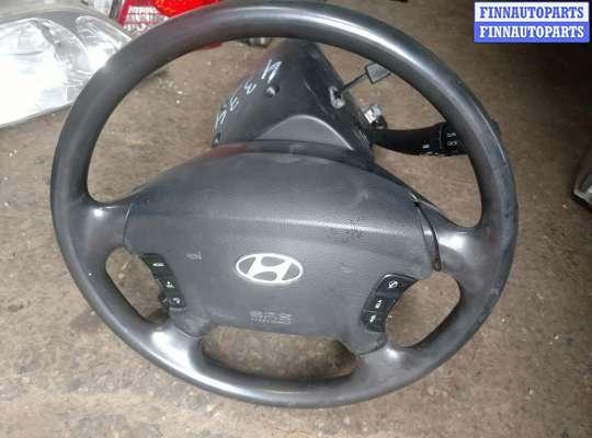 Подушка безопасности водителя (AirBag) на Hyundai Sonata VI (NF)