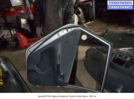 Дверь боковая на Toyota Corolla Spacio NZE121