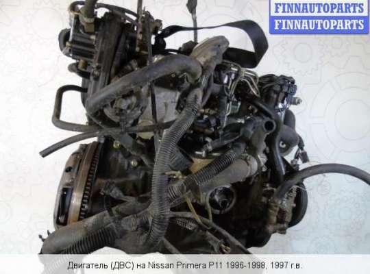 Двигатель (ДВС) CD20T
