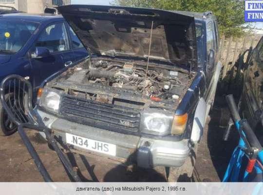 ДВС (Двигатель) на Hyundai Galloper I